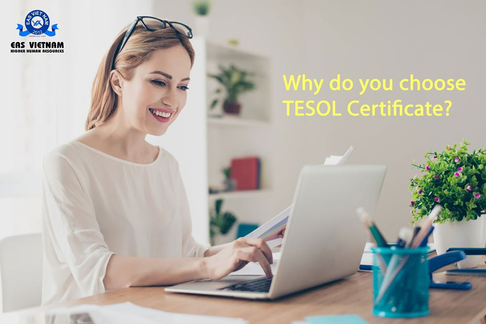 why choose tesol